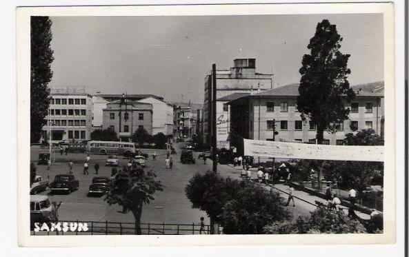 Eski Samsun Fotoğrafları galerisi resim 6