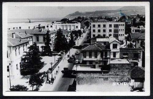 Eski Samsun Fotoğrafları galerisi resim 9