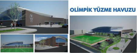 Samsunda spor alanında hayata geçecek projeler galerisi resim 1