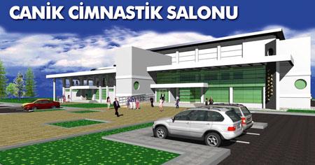 Samsunda spor alanında hayata geçecek projeler galerisi resim 5
