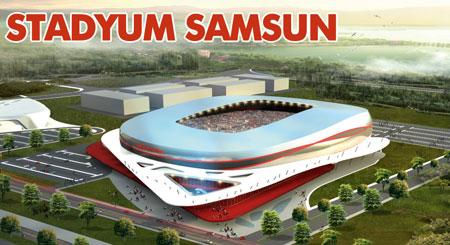 Samsunda spor alanında hayata geçecek projeler galerisi resim 9