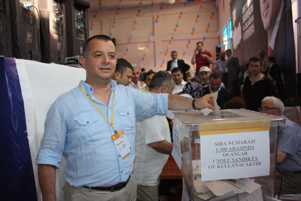 Ak Parti Samsun İl Kongresinin kazananı köktaş oldu galerisi resim 15