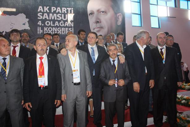 Ak Parti Samsun İl Kongresinin kazananı köktaş oldu galerisi resim 18