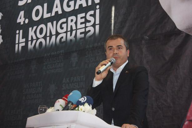 Ak Parti Samsun İl Kongresinin kazananı köktaş oldu galerisi resim 23