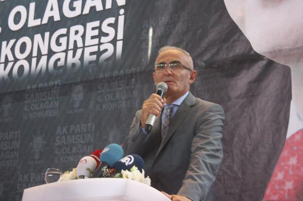 Ak Parti Samsun İl Kongresinin kazananı köktaş oldu galerisi resim 24