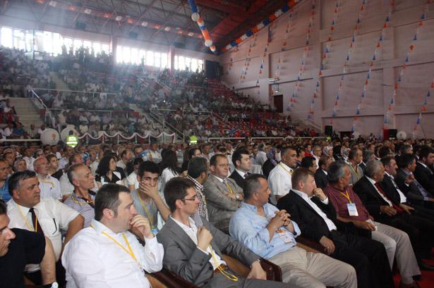 Ak Parti Samsun İl Kongresinin kazananı köktaş oldu galerisi resim 25