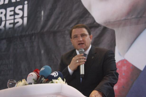 Ak Parti Samsun İl Kongresinin kazananı köktaş oldu galerisi resim 26