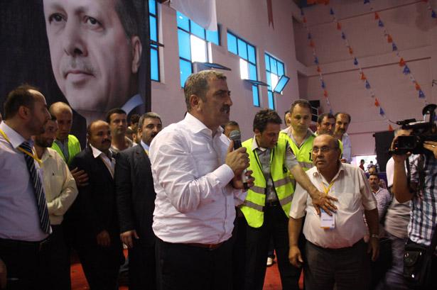 Ak Parti Samsun İl Kongresinin kazananı köktaş oldu galerisi resim 36