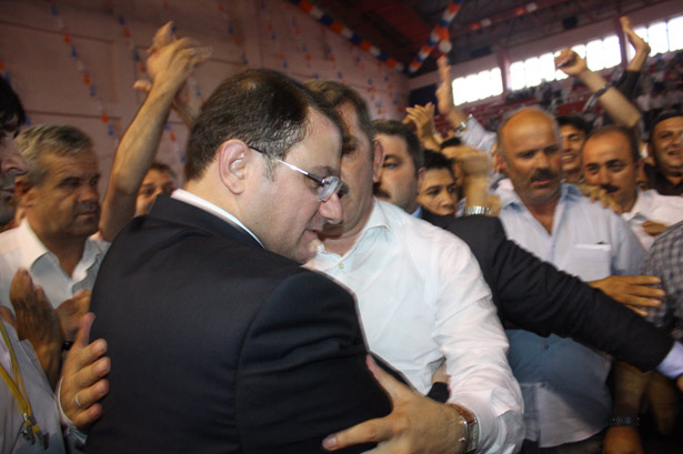 Ak Parti Samsun İl Kongresinin kazananı köktaş oldu galerisi resim 6