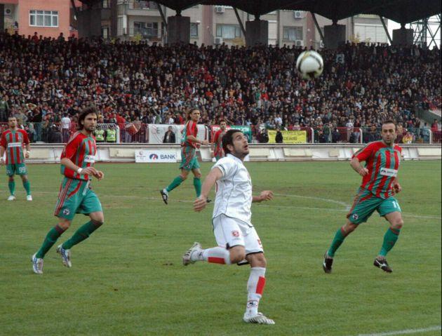 Diyarbakır-Samsunspor maç fotoğrafları! galerisi resim 4