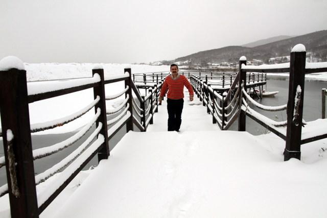 Samsundan Kar Manzarası galerisi resim 7