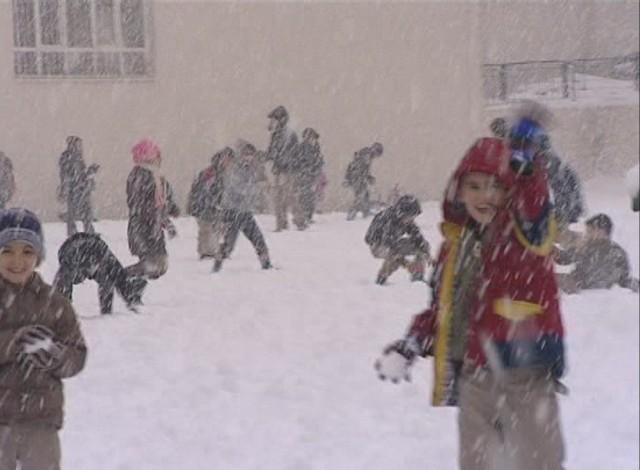 Samsun-Ankara Yolunda Kar Manzaraları galerisi resim 4