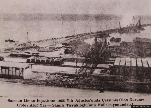 Eski Samsun - Liman galerisi resim 2