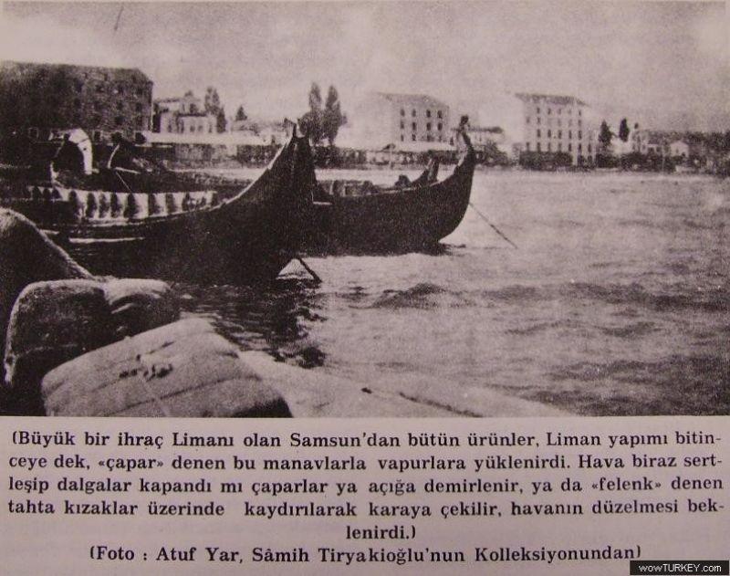 Eski Samsun - Liman galerisi resim 3
