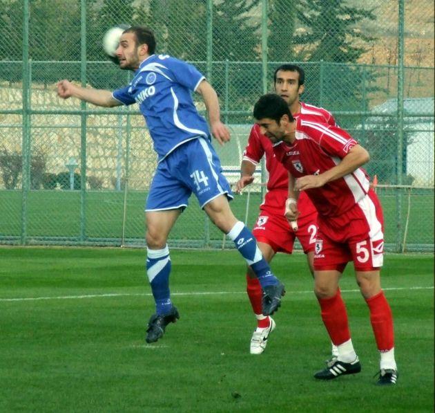 Gaziantep B.B Samsunspor maç öncesi sonrası! galerisi resim 13