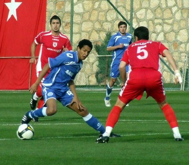 Gaziantep B.B Samsunspor maç öncesi sonrası! galerisi resim 14