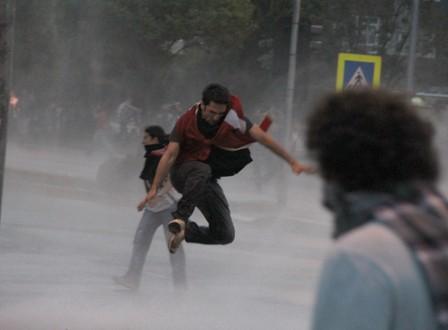 Samsunda Gezi Parkı Protestosu galerisi resim 11