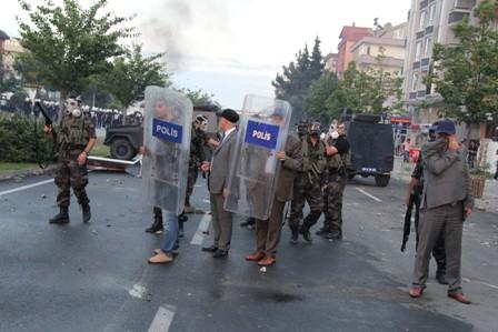 Samsunda Gezi Parkı Protestosu galerisi resim 13