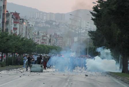 Samsunda Gezi Parkı Protestosu galerisi resim 16