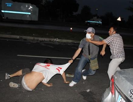 Samsunda Gezi Parkı Protestosu galerisi resim 24