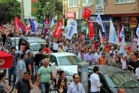 Samsunda Gezi Parkı Protestosu galerisi resim 26