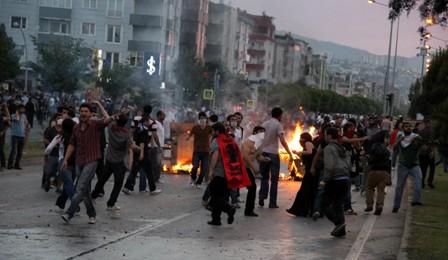 Samsunda Gezi Parkı Protestosu galerisi resim 5
