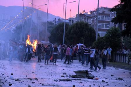Samsunda Gezi Parkı Protestosu galerisi resim 6