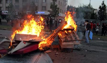 Samsunda Gezi Parkı Protestosu galerisi resim 7