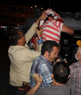 Samsunda Gezi Parkı Protestosu galerisi resim 8