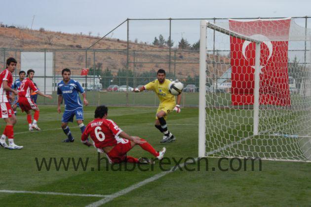 Gaziantep maçında kavga çıktı! galerisi resim 2