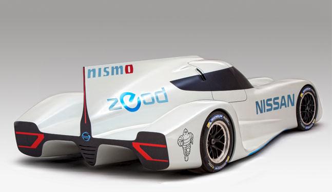 Nissan en hızlı elektrikli aracını üretti galerisi resim 1