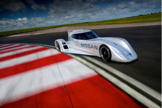Nissan en hızlı elektrikli aracını üretti galerisi resim 3