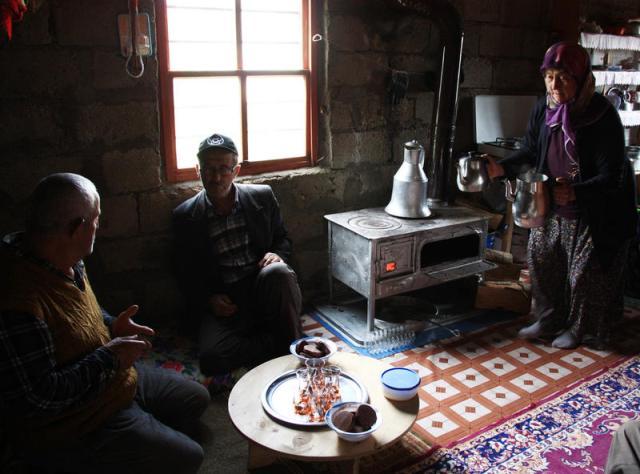 Karadenizde Yayla Göçü Başladı galerisi resim 15