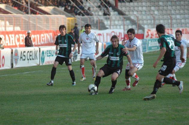 Samsunspor Sakaryaspor maçı! galerisi resim 13
