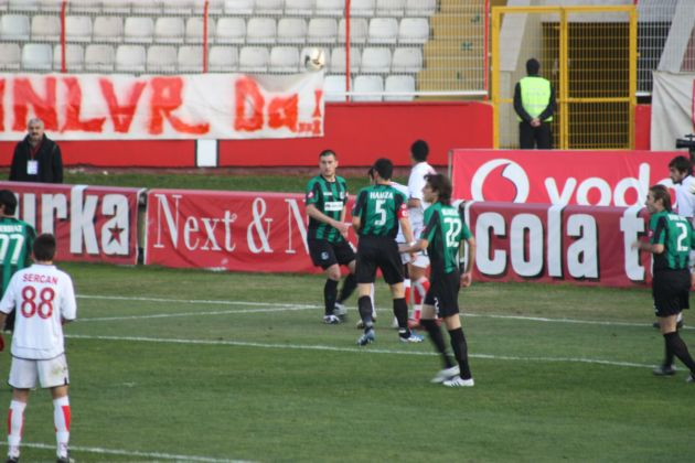 Samsunspor Sakaryaspor maçı! galerisi resim 18