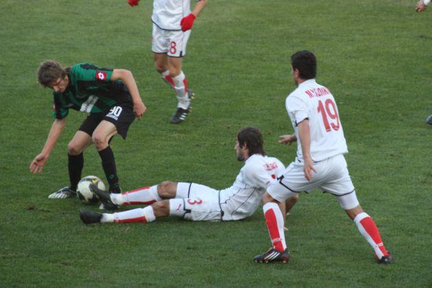 Samsunspor Sakaryaspor maçı! galerisi resim 21