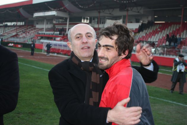 Samsunspor Sakaryaspor maçı! galerisi resim 24