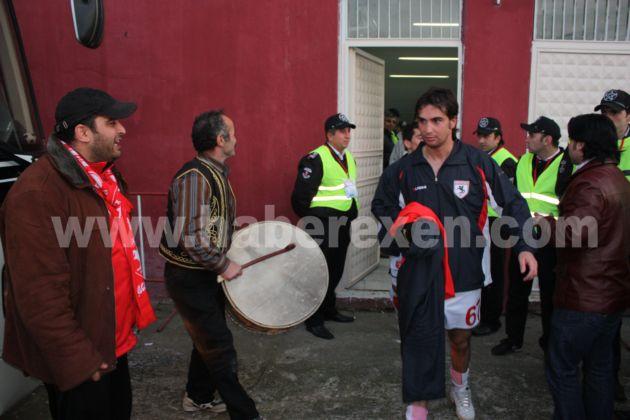 Samsunspor Sakaryaspor maçı! galerisi resim 28