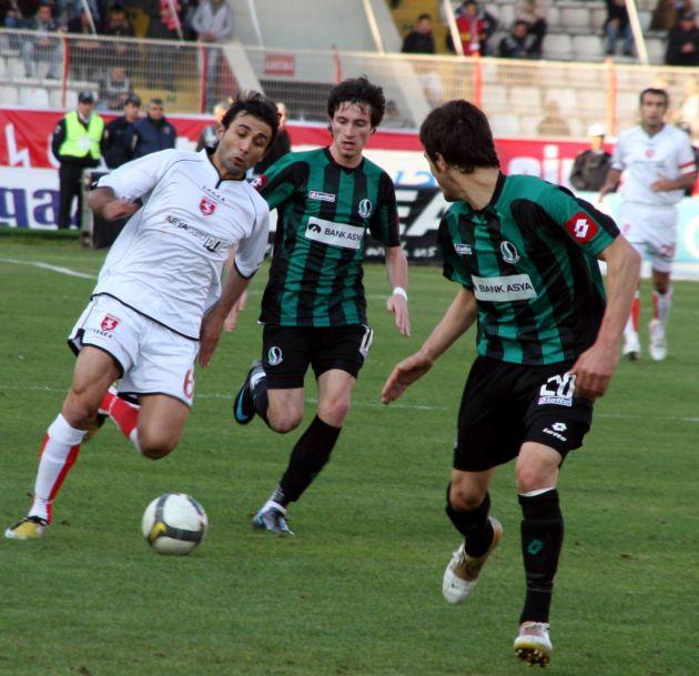 Samsunspor Sakaryaspor maçı! galerisi resim 3