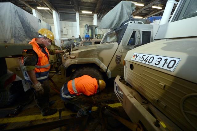 Almanyanın Afganistandan askeri malzeme sevkiyatı galerisi resim 14