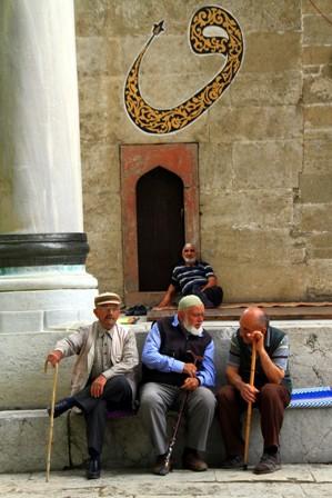 Sıcaktan Bunalan Caminin Yolunu Tuttu galerisi resim 2