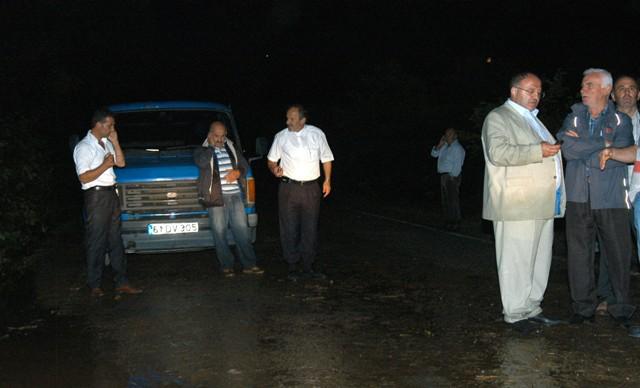 Trabzonda sel felaketi galerisi resim 1