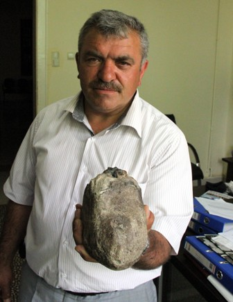 Ladikte Mamut Fosili Bulundu galerisi resim 11