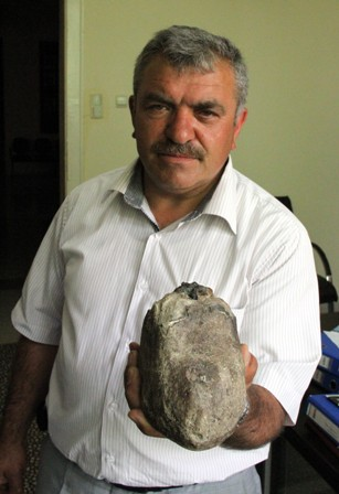 Ladikte Mamut Fosili Bulundu galerisi resim 7