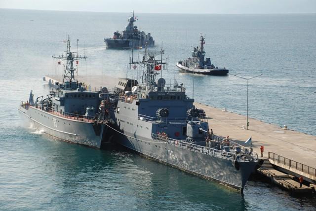 BLACKSEAFOR üyesi savaş gemileri galerisi resim 5