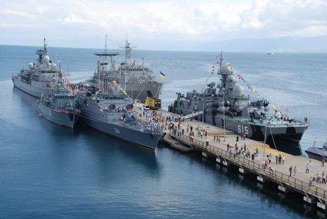 BLACKSEAFOR üyesi savaş gemileri galerisi resim 7