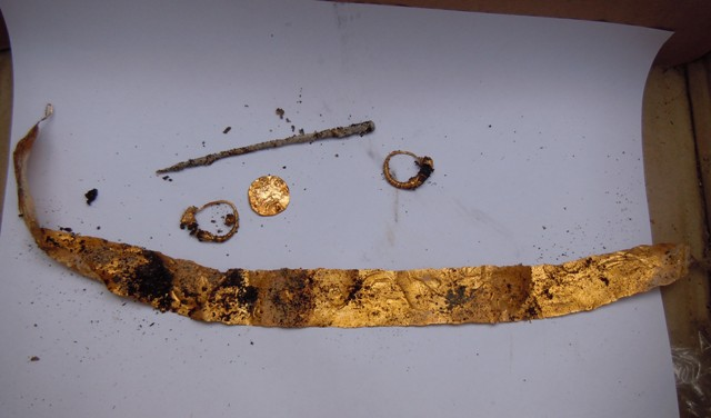İnşaat Temel Kazısından Tarihi Kalıntılar Çıktı galerisi resim 17
