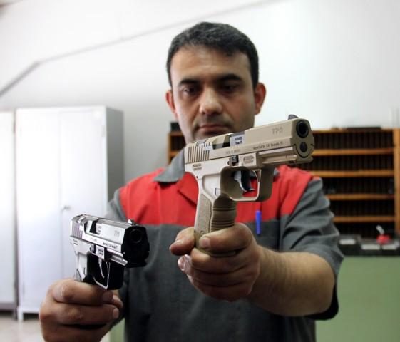 Türk polisinin yeni silahı Samsundan galerisi resim 10