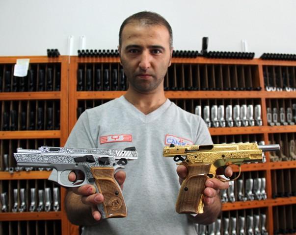 Türk polisinin yeni silahı Samsundan galerisi resim 11