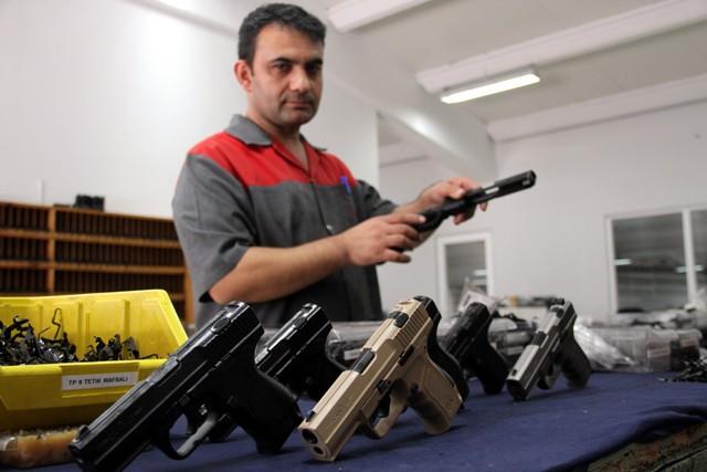 Türk polisinin yeni silahı Samsundan galerisi resim 4